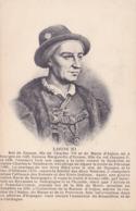 CPA - LOUIS XI - Roi De France - Histoire