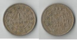 NEPAL  1 RUPEE  1974 - Népal