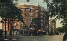 PARIS  13eme Arrondissement     Boulevard  Kellermann Groupe D'immeubles De La Ville - Arrondissement: 13