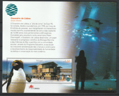 PORTUGAL - BLOC N°200 ** (2004) Océanarium - Blocks & Sheetlets