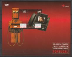 PORTUGAL - BLOC N°203 ** (2004) - Blocchi & Foglietti