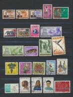 RWANDA - Rép.   Lot De 70 Timbres Oblitérés - Collections