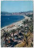 CANNES, Vue Panoramique Sur La Croisette, Le Suquet Et L'Esterel, 1961 Used Postcard [23568] - Cannes