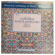 * LP *  VIVALDI: CONCERTOS FOR FLUTE AND PICCOLO (England 1976 EX!!!) - Klassiekers