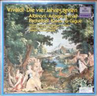 * LP *  VIVALDI: DIE VIER JAHRESZEITEN - FESTIVAL STRINGS LUCERNE / RUDOLF BAUMGARTNER (Germany 1968 EX!!) - Klassiekers