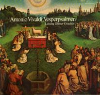 * LP *  VIVALDI - VESPERPSALMEN - Gospel & Religiöser Gesang