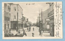 BA0298  CPA   Bilhete Postal  Brazil  PORTO ALEGRE  -  Rua Dos Andrados   1905   ++++++++ - Porto Alegre