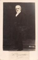 Léon BONNAT - Peintre Portraitiste 1833-1922 Né à BAYONNE - Carte Photo Et Autographe - Célébrités