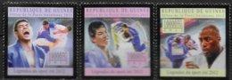 GUINEE   N° ( 2012 )   * *    Judo  Legendes - Judo