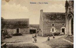 ST Jean Trolimon - Tronoan - Place De L'Eglise - Other Municipalities