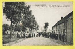 * Zuienkerke - Zuyenkerke (Brugge - Blankenberge) * (Albert, Nr 8 - Edit Théo Hoste Nachtegaele) Den Boom Schuttersgilde - Zuienkerke