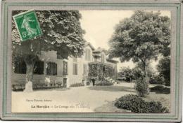 CPA - La HARAJEE (51) - Aspect Du Cottage (Villa) Des Tilleuls Au Début Du Siècle - Other Municipalities