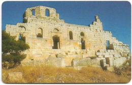 Syria - STE - Easycomm - Chip - Old Ruins, 500S.P, Cn. 1NGCJCD, 2006, Used - Siria