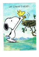 Illustrateur - SCHULZ - Les Copains D'abord - Chien Nid Oiseau - Hallmark - Schulze, Hans Rudolf
