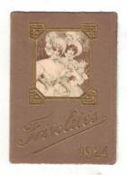 CALENDARIETTO PROFUMERIA ADONIA MILANO 1924 - Calendriers