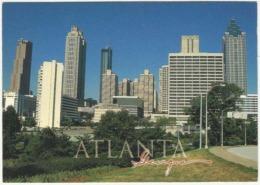 ATLANTA MNH PICTURE POSTCARD POST CARD - Postcards
