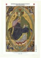 2018 - Sovrano Militare Ordine Di Malta BF 145 Iconografia Del Tetramorfo - Paintings