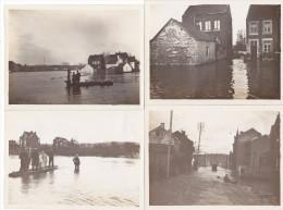 Wandre - 5 Photos - Inondations De La Meuse 1926(animation) - Photos