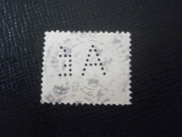 FRANCE TIMBRE SEMEUSE 138 AE61 PERFORE PERFORES PERFIN PERFINS PERFO PERFORATION PERFORIERT LOCHUNG PERFORATI - Perforés