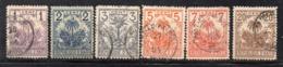 APR2935 - HAITI 1892 , Yvert N. 27/32  Usato  (2380A) - Haiti