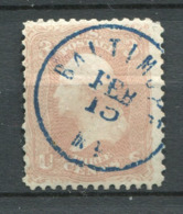 USA Nr.18         O  Used       (6427) - Gebraucht