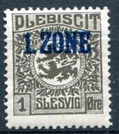 ALLEMAGNE / SLESVIG /1ore/4 - Schleswig-Holstein