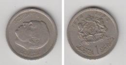 1 DIRHAM 1974-1394 - Marruecos