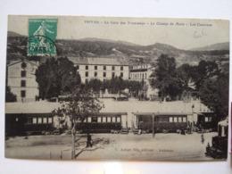 Privas Gare Des Tramways Les Casernes - Privas