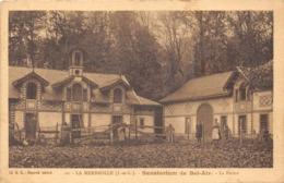 37-LA-MENBROLLE- SANATORIUM DE BEL-AIR - Otros Municipios