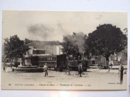 Privas Tramways De L'ardeche LL 20 Tramway - Privas