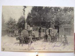 Privas Tramways De L'ardeche LL 19 Tramway - Privas