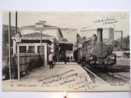 Privas Tramways De L'ardeche LL 26 Tramway La Gare - Privas