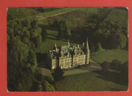 CP61 EUROPE BELGIQUE OCHAMPS  Chateau De Roumont  Année 1977 - Libin