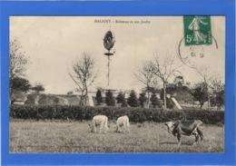 89 YONNE - MALIGNY Eolienne Et Son Jardin (voir Descriptif) - Autres Communes