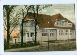 U8595-2860/ Scharmbeck Fortbildungsschule Mit Turnhalle AK - Germania