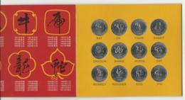 Somalia Collection 12 Coins 10 Shillings 2000 - Somalia