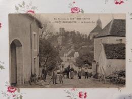 Rupt Sur Saône La Grande Rue Haute Saône Franche Comté - France