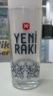 AC -  YENI RAKI COMMON TASTE OF GENERATIONS SERIES #4 WITH2 MEASUREMENTS FLAT GLASS - Vasos