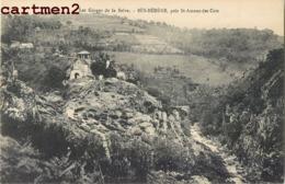BES-BEDENE PRES SAINT-AMANS-DES-COTS GORGES DE LA SELVE 12 - France