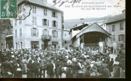 SAINT JEAN DE MAURIENNE LE MARCHE - Saint Jean De Maurienne