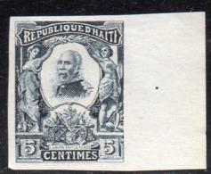 APR2942 - HAITI 1904 , Yvert N. 86  Senza Gomma  (2380A)  Non Dentellato - Haiti