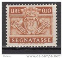 ##16, Saint-Marin, San Marino, Segnatasse - San Marino
