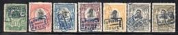 APR2945 - HAITI 1904 , Yvert N. 77A/83A  Usata  (2380A) - Haiti