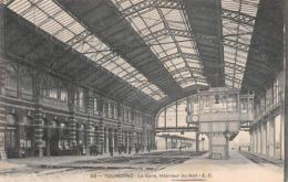 Tourcoing - La Gare, Intérieur Du Hall - Tourcoing