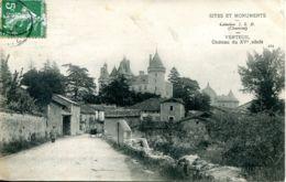 N°75958 -cpa Verteuil -château Du XVè Siècle- - France