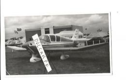 PHOTO AVION ROBIN DR CEA DR 253  F-OCKL  11X6CM - 1946-....: Ere Moderne