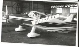 PHOTO AVION ROBIN DR CEA A IDENTIFIER  11X6CM - 1946-....: Ere Moderne
