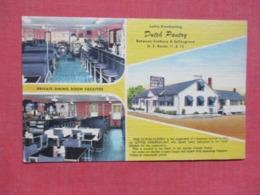 Dutch Pantry  Between Sunbury & Selinsgrove  Pennsylvania   Ref   3656 - United States