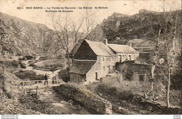 D22  Saint Gelven 22570 Gouarec  La Vallée De Daoulas- Le Moulin De Bothoa  ..... - Gouarec