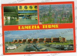 LAMEZIA TERME Aeroporto Auto Car Airplane - Airport - Lamezia Terme